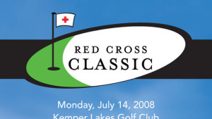Red Cross Classic: Program Cover